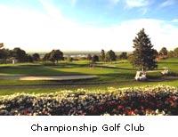 championship golf club