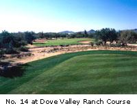 Dove valley ranch course