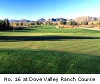 Drov valley ranch course