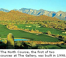 North Course at The Gallery