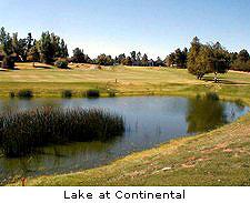 Lake at Continental