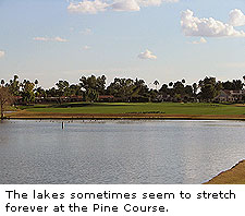 The Pine Course Lakes