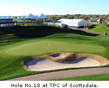 No. 18 at TPC of Scottsdale