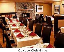 cowboy club grille