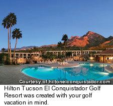 Hilton Tucson El Conquistador Golf Resort