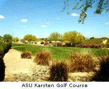 ASU Karsten Golf Course