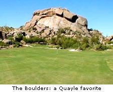 The Boulders - a Quale favorite