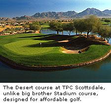 The Desert Course
