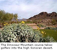 The Dinosaur Mountain
