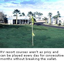 RV Resort Courses