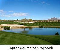 Raptor Course at Grayhawk