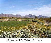 grayhawk talon course