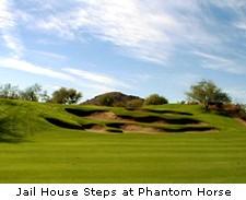 Jail House Steps at Phantom Horse