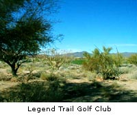 Legend Trail Golf Club in North Scottsdale