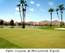 Palm Course at McCormick Ranch