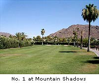 Marriott's Mountain Shadows Golf Club