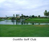 Ocotillo Golf Club in Chandler