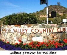 Golfing gateway for the elite
