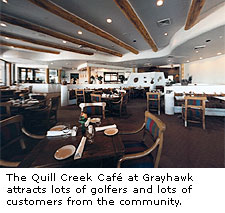 Quill Creek Café