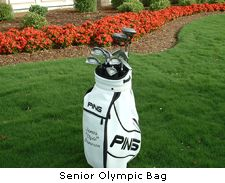 Senior Olympic Bag