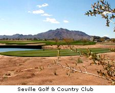 Seville Golf & Country Club