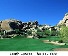 South Course, the Boulders