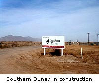 southern dunes