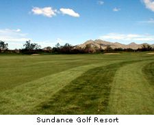 Sundance Golf Resort