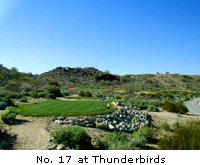 No. 17 at Thunderbirds