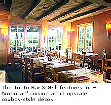 The Tonto Bar & Grill