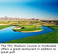 The TPC Stadium Course