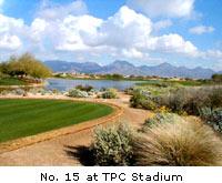 No. 15 at TPC Stadium