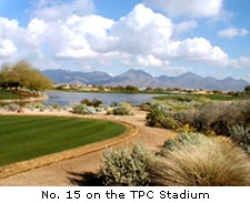 No. 15 on the TPC Stadium