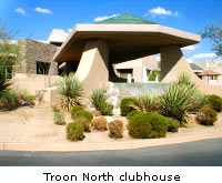 Troon North Clubhouse